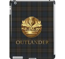 Outlander Plaid iPad Case/Skin