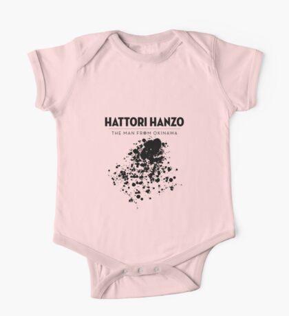 Hattori Hanzo - The man from Okinawa One Piece - Short Sleeve