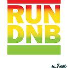 RUN DNB Design - Fade by MrBisto