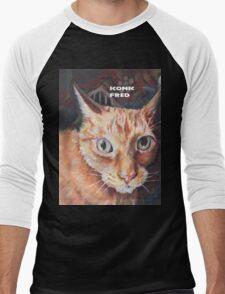 Iconic Fred Men's Baseball ¾ T-Shirt