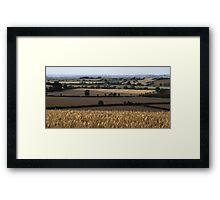 From the Top.. Framed Print