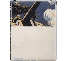 Cannon 527 iPad Case/Skin