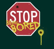 Stop Being Bored by Lugonbe