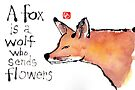 Mr. Fox by dosankodebbie