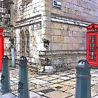 Red Telephone Boxes by Aase