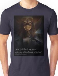Ziltoid wants coffee Unisex T-Shirt