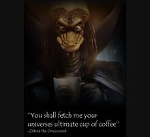 Ziltoid wants coffee T-Shirt