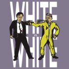 Mr. White vs. Mr. White by rubynibur