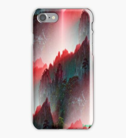 HIS PRESENCE COVERS YOU iPhone Case/Skin
