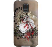 Hysteria in Rust Samsung Galaxy Case/Skin