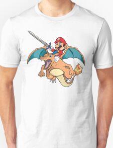 Mario x Charizard T-Shirt