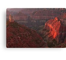 Sunrise at Imperial Point Canvas Print