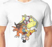 Digimon Agumon Evolution  Unisex T-Shirt