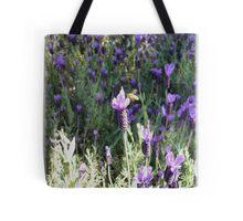 Beeutiful Lavender Tote Bag