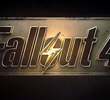 Fallout 4 Logo Color by FeatherLigure