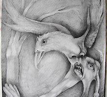 Chav Seagul. by - nawroski -