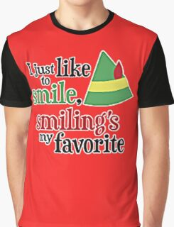 I JUST LIKE TO SMILE Graphic T-Shirt