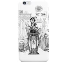 The Feline Geisha Automaton iPhone Case iPhone Case/Skin
