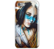 Warpaint by Tim Miklos iPhone Case/Skin