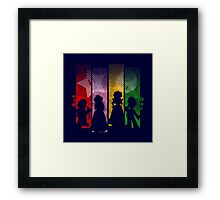 The Plumber's Gang Framed Print