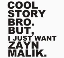 Cool Story Bro... by 1DxShirtsXLove