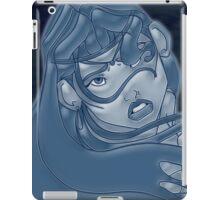 Lady Ice 02 iPad Case/Skin