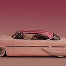 1955 Lincoln Capri by Bill Dutting