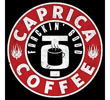 Caprica Coffee Photographic Print