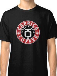 Caprica Coffee Classic T-Shirt