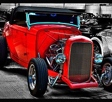 Red Hot Rod by jmotes
