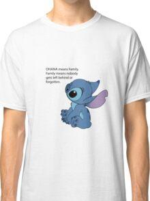 Sad Stitch Classic T-Shirt