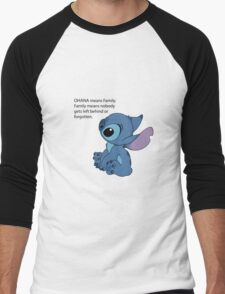 Sad Stitch Men's Baseball ¾ T-Shirt