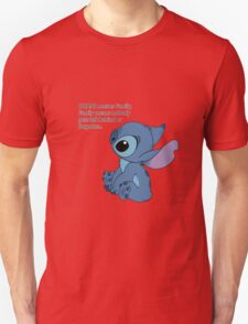 Sad Stitch Unisex T-Shirt