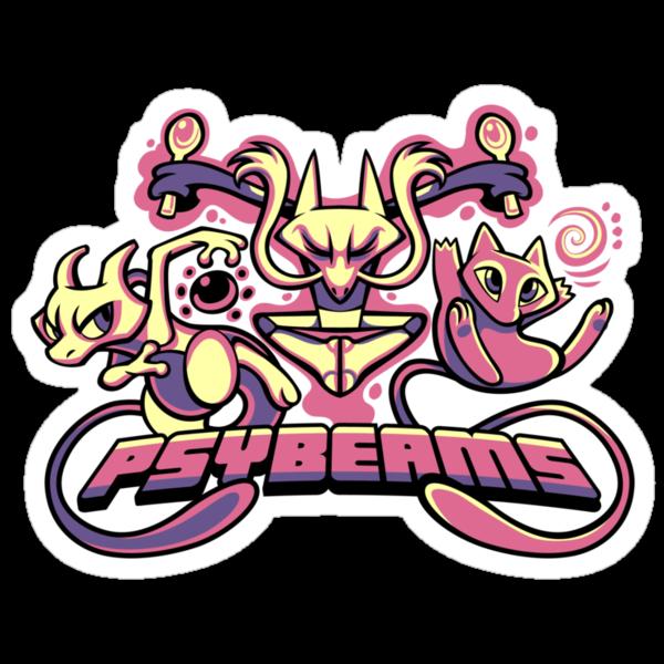 Team Psybeams by Kari Fry