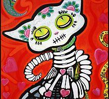 Gato De Los Muertos by Laura Barbosa