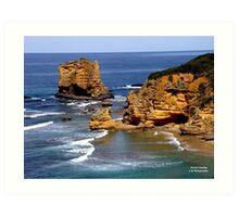 Australia, Great Ocean Road Art Print