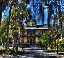 Koreshan State Park Historical Home by Timothy Lowry
