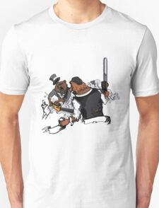 "A ""Grizzly"" Gentlemans Duel T-Shirt"