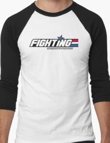 Fighting: The Other Half of the Battle Men's Baseball ¾ T-Shirt