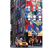 COLORS OF NEW YORK Photographic Print