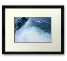 swell II Framed Print