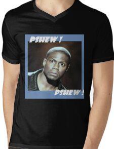 KEVIN HART PSHEW PSHEW Mens V-Neck T-Shirt