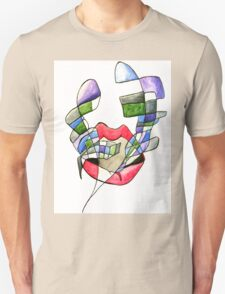 Music over my lips T-Shirt