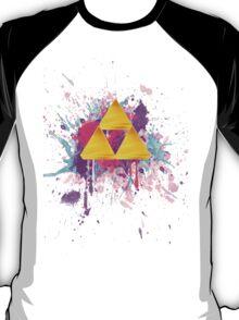 Triforce Splash T-Shirt