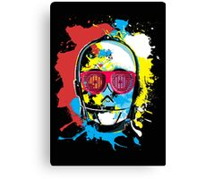 Party Machine Canvas Print