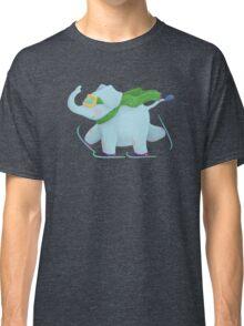 Ski Elephant Classic T-Shirt
