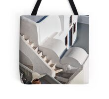 Oia Steps Tote Bag