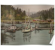 Winchester Bay Poster