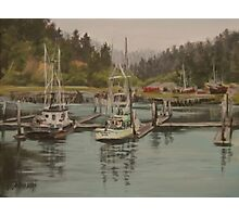 Winchester Bay Photographic Print