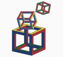 Neckin Necker Cubes Kids Clothes